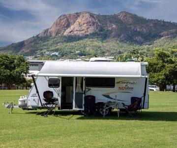 NQ Caravan Rentals Jackson View 2