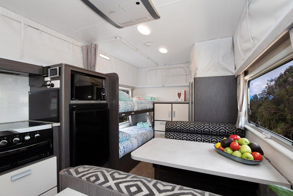 NQ Caravan Rentals Jackson View 9