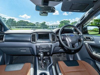 """""""KAI"""" – 2018 Ford Ranger, Wild Track 4×4 AUTO"""