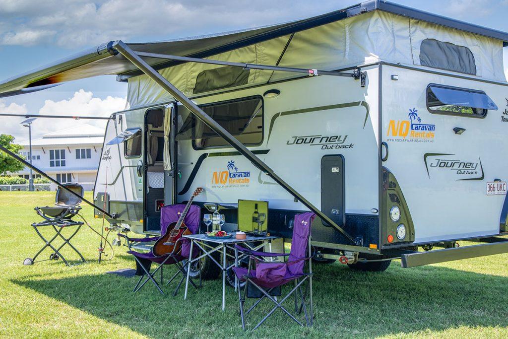 NQ Caravan Rentals Hugo View 3
