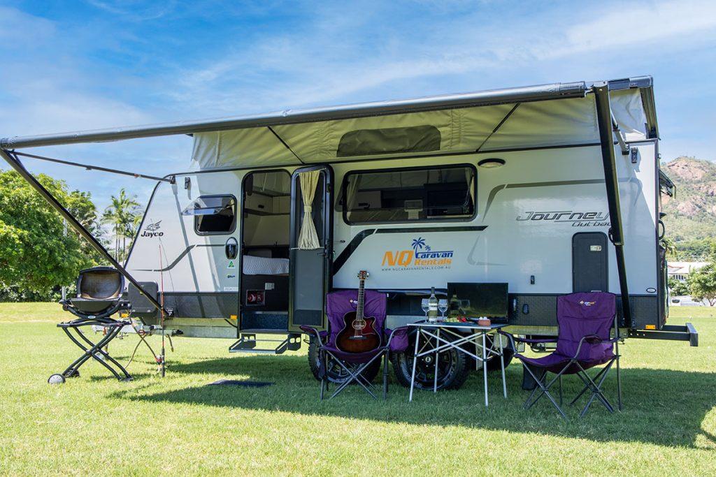 NQ Caravan Rentals Hugo View 2