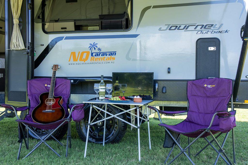 NQ Caravan Rentals Hugo View 1