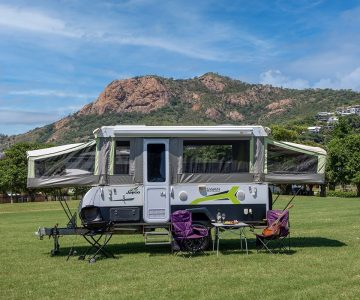 NQ Caravan Rentals Austin View 1