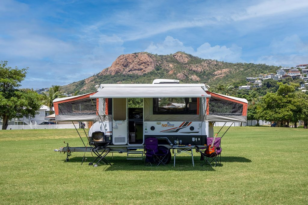 NQ Caravan Rentals Lily View 2