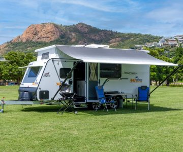NQ Caravan Rentals Kaynan 4