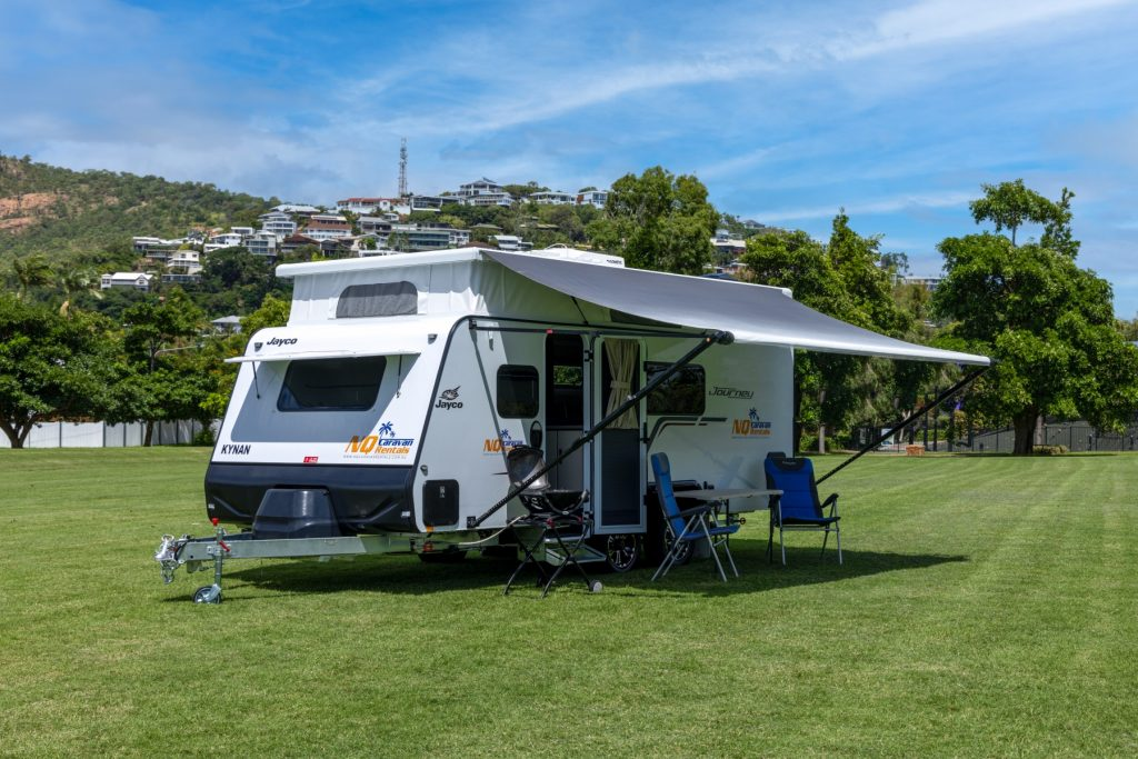 NQ Caravan Rentals Kaynan 5