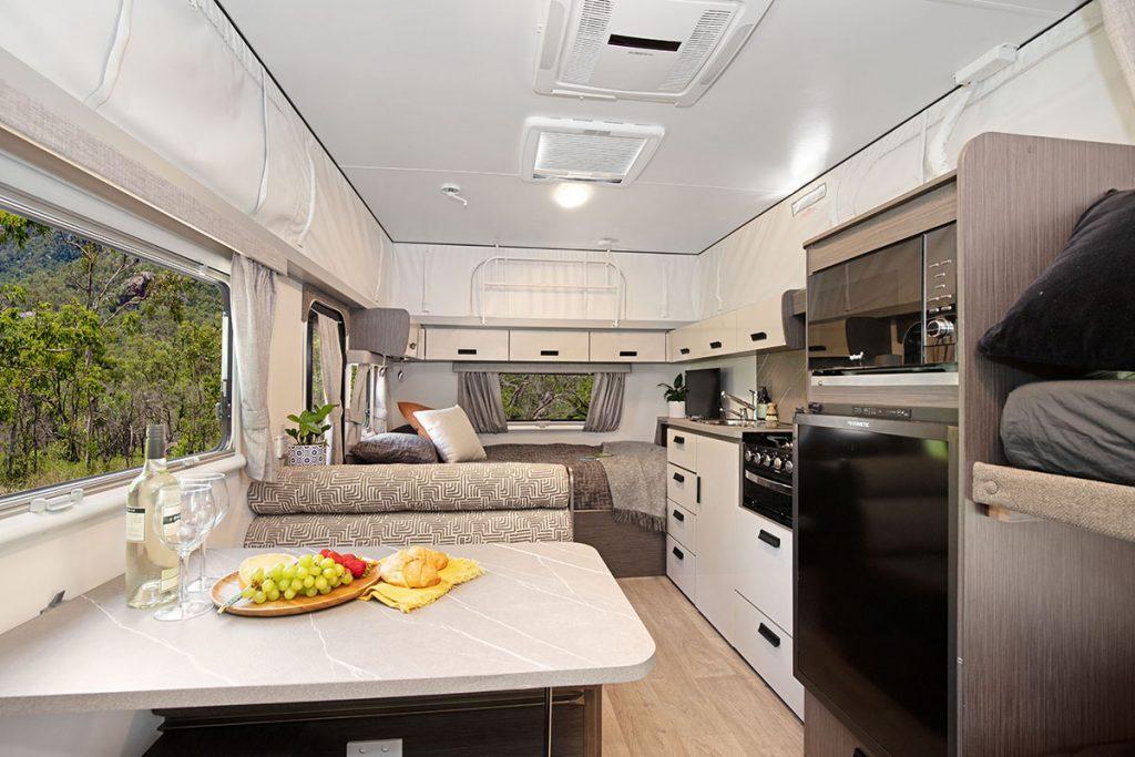 NQ Caravan Rentals Hugo View 9