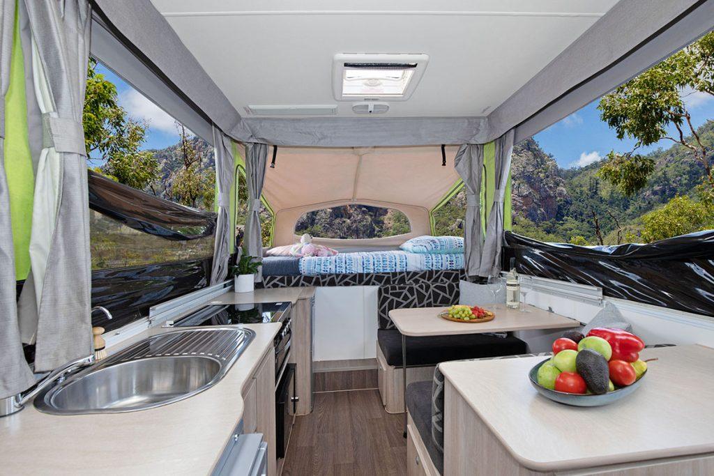 NQ Caravan Rentals Austin View 8