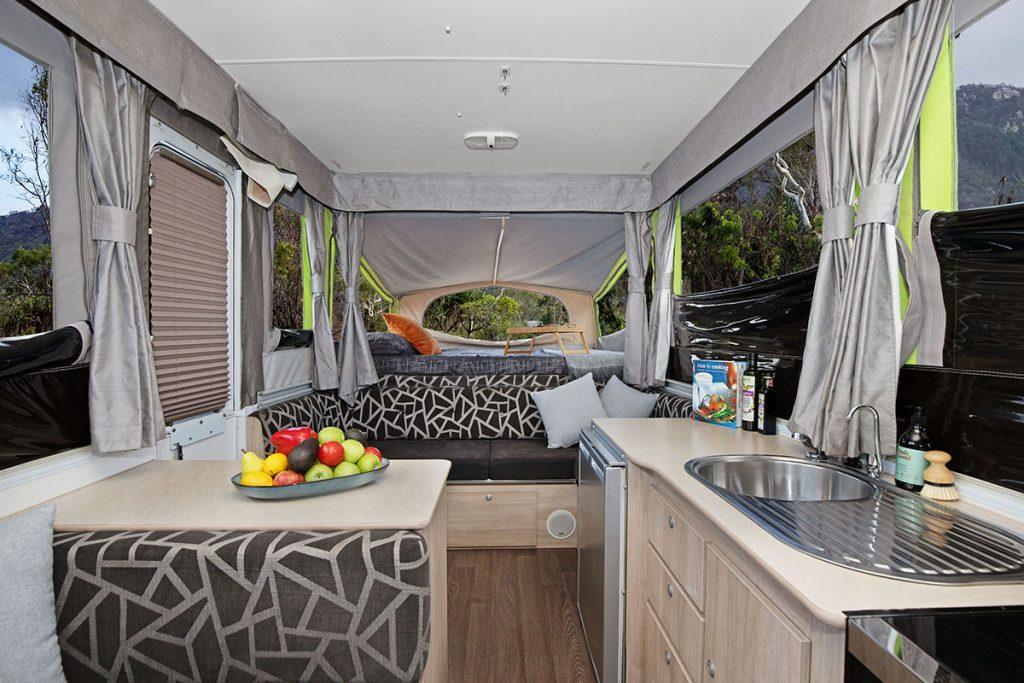 NQ Caravan Rentals Austin View 7