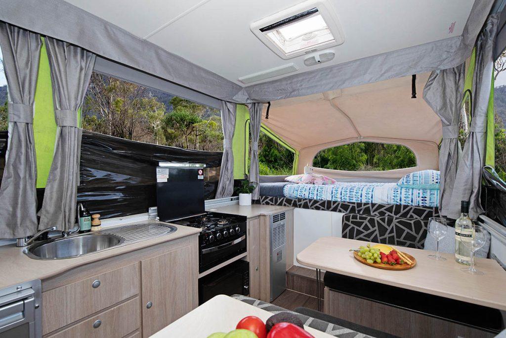 NQ Caravan Rentals Austin View 6