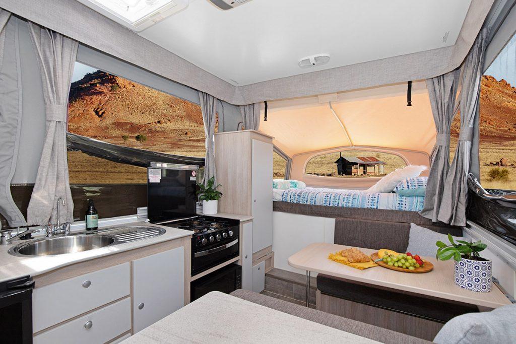 NQ Caravan Rentals Lily View 7