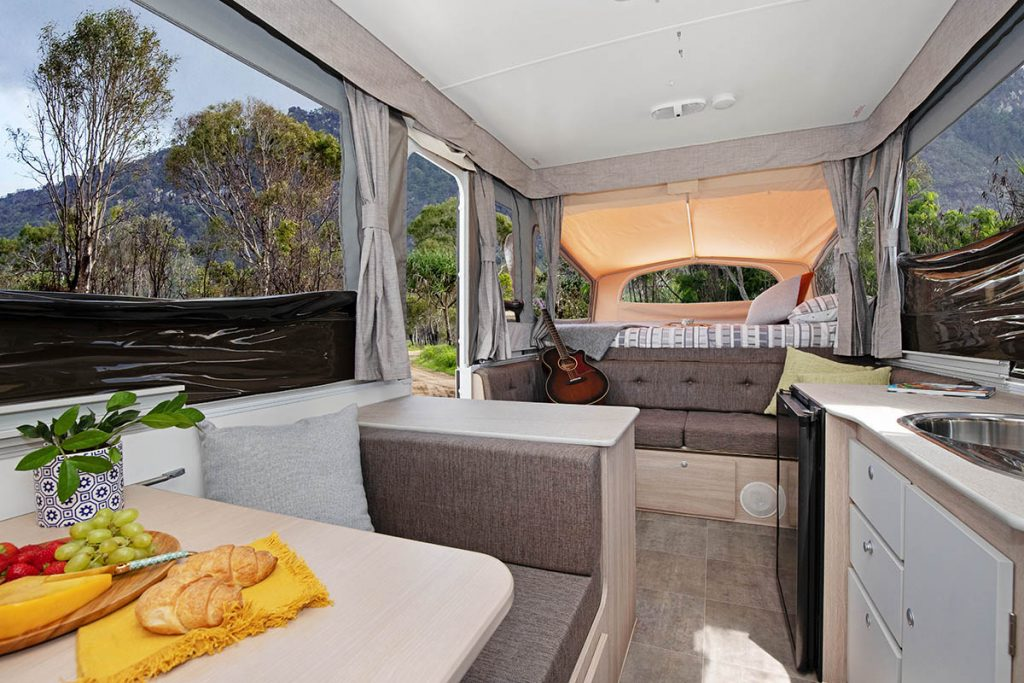 NQ Caravan Rentals Lily View 6