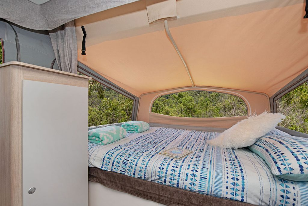 NQ Caravan Rentals Lily View 5