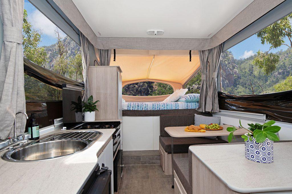 NQ Caravan Rentals Lily View 3