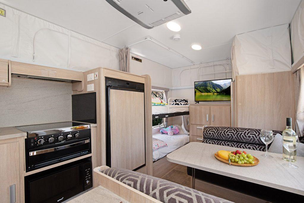 NQ Caravan Rentals MCKENZIE View 5