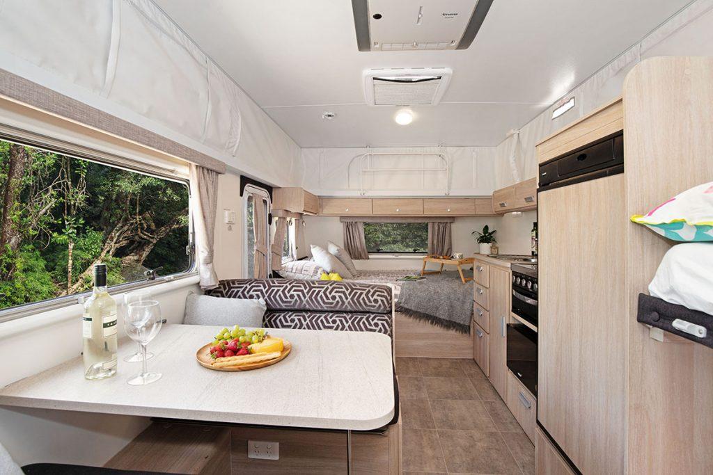 NQ Caravan Rentals MCKENZIE View 4