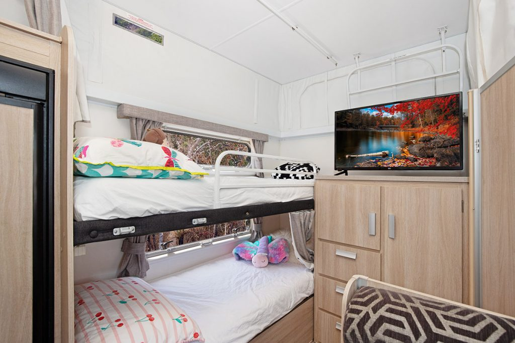 NQ Caravan Rentals MCKENZIE View 2