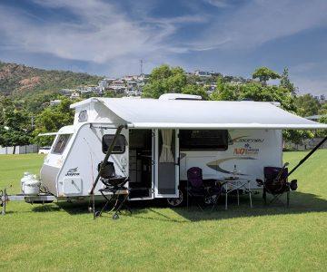 NQ Caravan Rentals MCKENZIE View